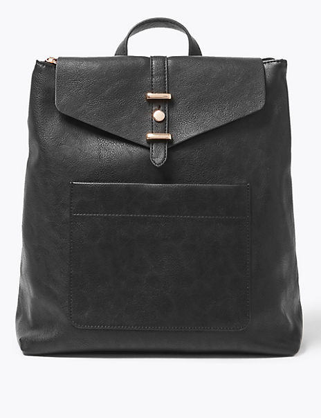 Soft Stud Backpack Bag