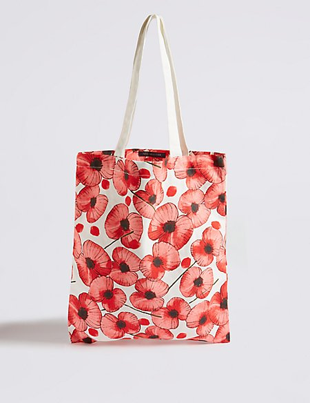 The Poppy Collection® Foldable Bag