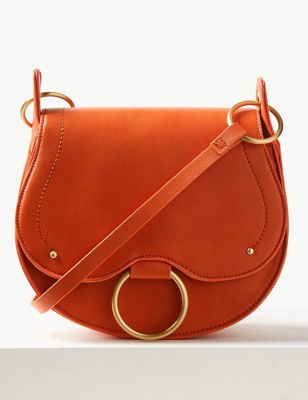 82213383e2 Saddle Cross Body Bag £15.00