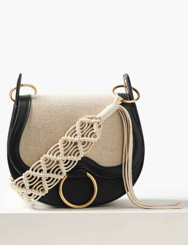 e01678a8f19f Saddle Cross Body Bag
