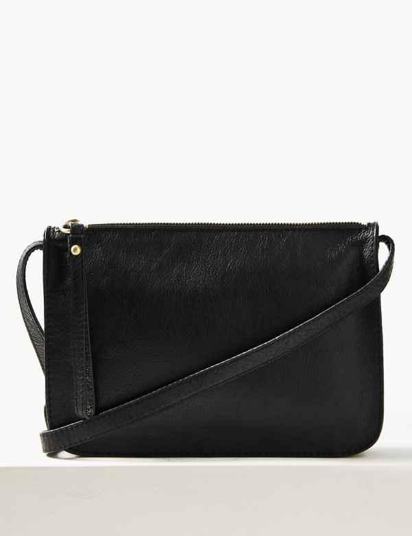 Leather Cross Body Bag fb4f752a17124