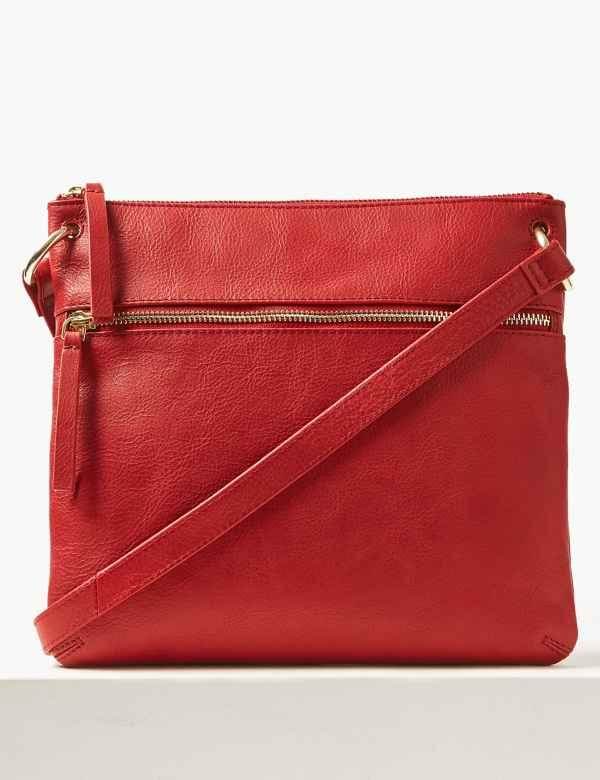 a1baaef6574d Leather Cross Body Bag