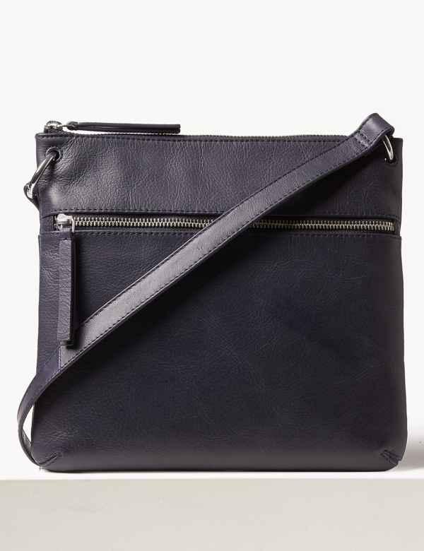 Leather Cross Body Bag cfb47fdd6b7eb