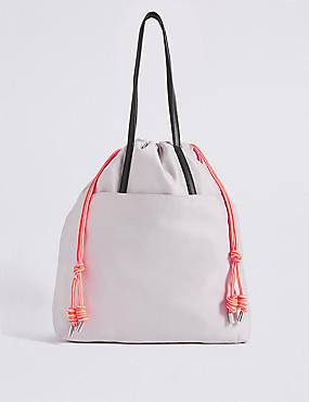 Sporty Shopper Bag