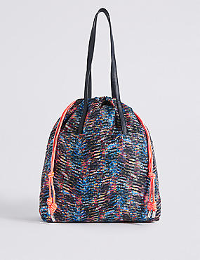 Sporty Shopper Bag