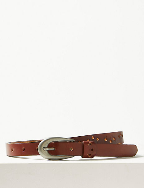 Leather Hip Belt