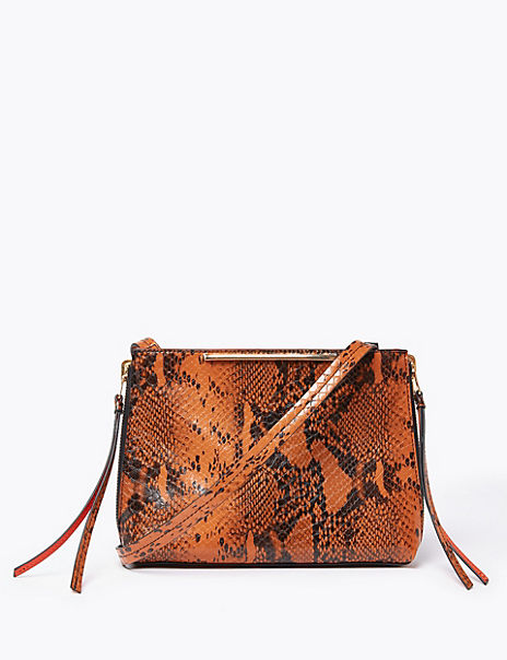 Reversible Cross Body Bag