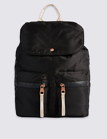 Sporty Rucksack Bag with Stormwear™