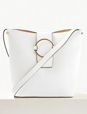 3524054e1 Ring Detail Bucket Bag £29.50