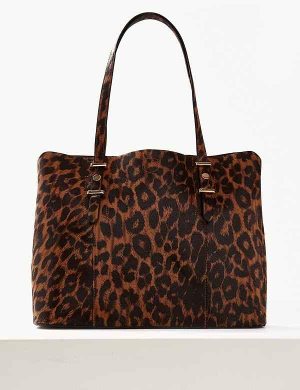 1e9b1994eb73 Animal Print Tote Bag