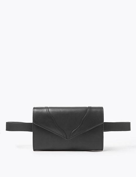 Leather Western Bum Bag