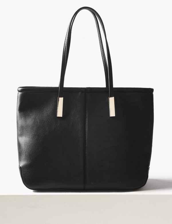 732940082703 Faux Leather Cross Body Bag