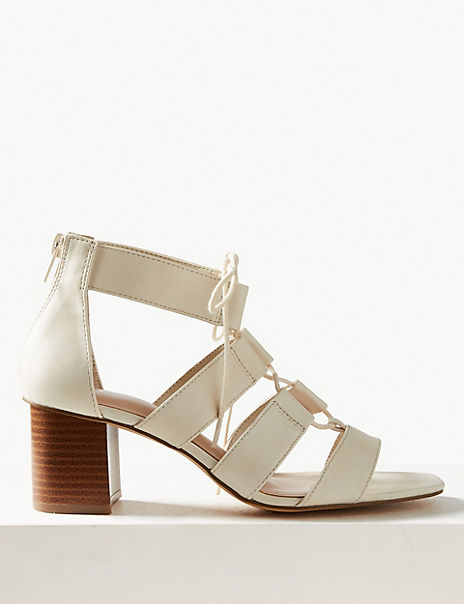 Ghillie Gladiator Sandals