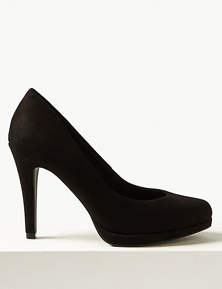 Platform Court Shoes S6Osn3ER