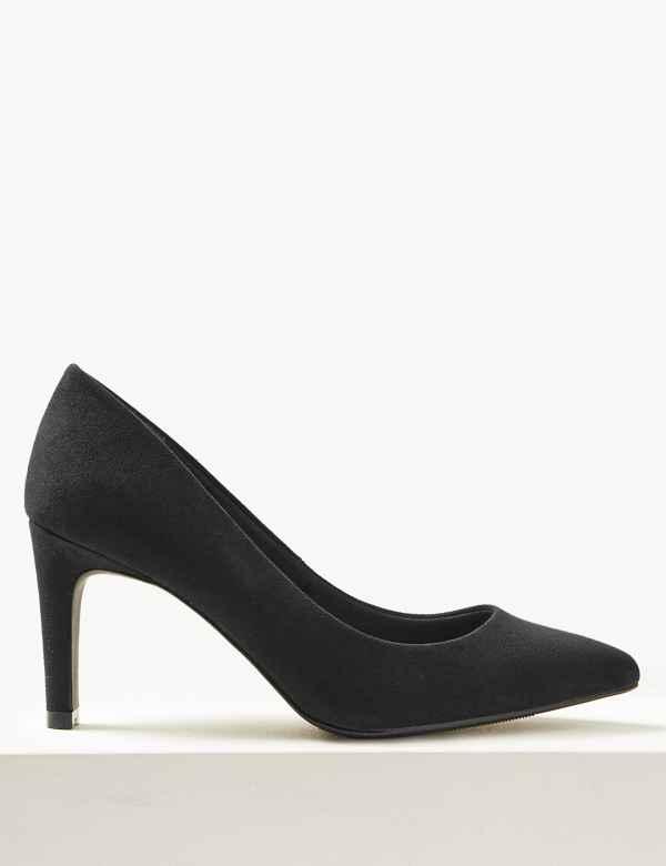 1d941fd6a10ea Womens Wide Fit Shoes & Boots  M&S