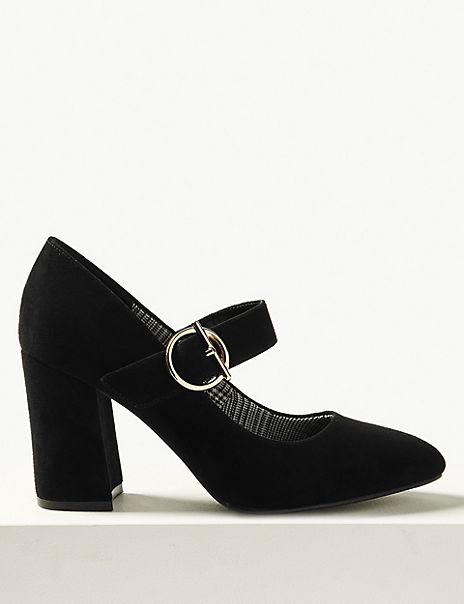Wide Fit Court Shoes