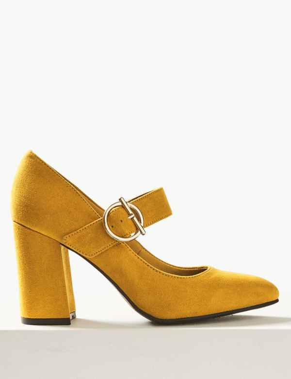 4ad7af2aed1ba Womens Court Shoes | Leather Court Shoes for Ladies| M&S