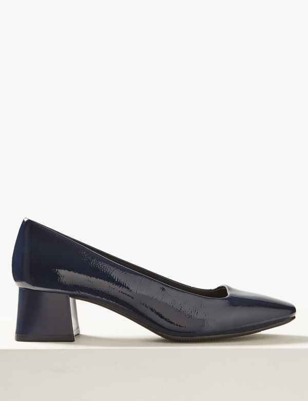 7f1a6a3b1ca4 Womens Blue Shoes & Boots | Royal & Navy Blue Shoes| M&S