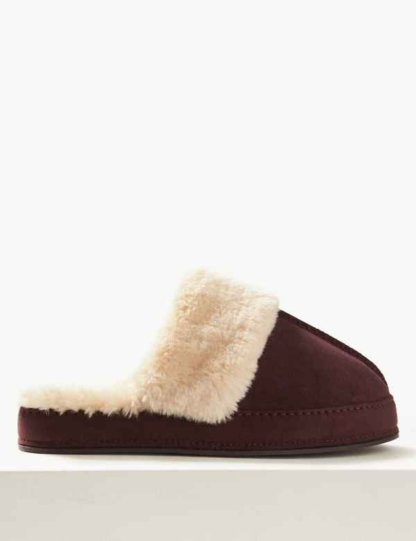 4fa0ac58c4fe Womens Slippers | M&S