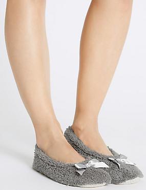 Gem Ballerina Slippers
