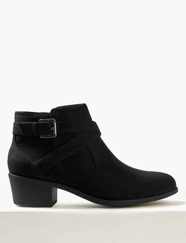 cd95ef470cb Womens Ankle Boots | M&S