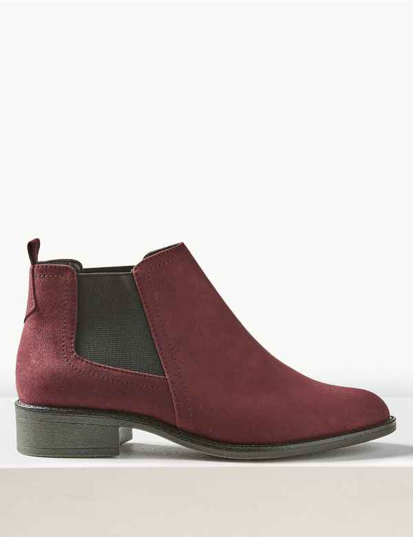 09086588442d Wide Fit Chelsea Ankle Boots