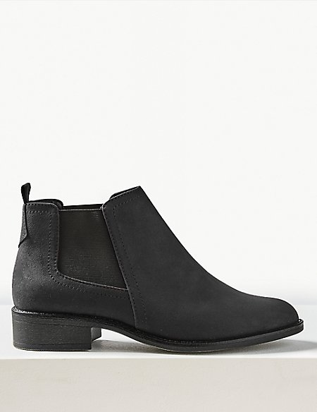 Wide Fit Chelsea Ankle Boots