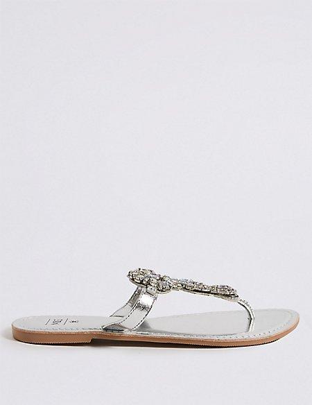 Bling Flip-flops Sandals