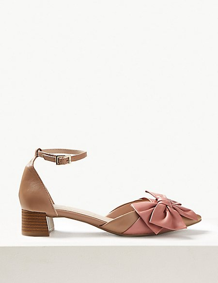 The Fran Bow Court Shoes