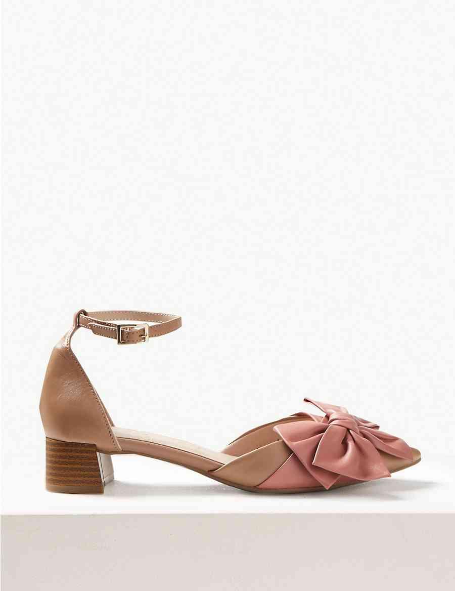 46e4fc6ba199 The Fran Bow Court Shoes
