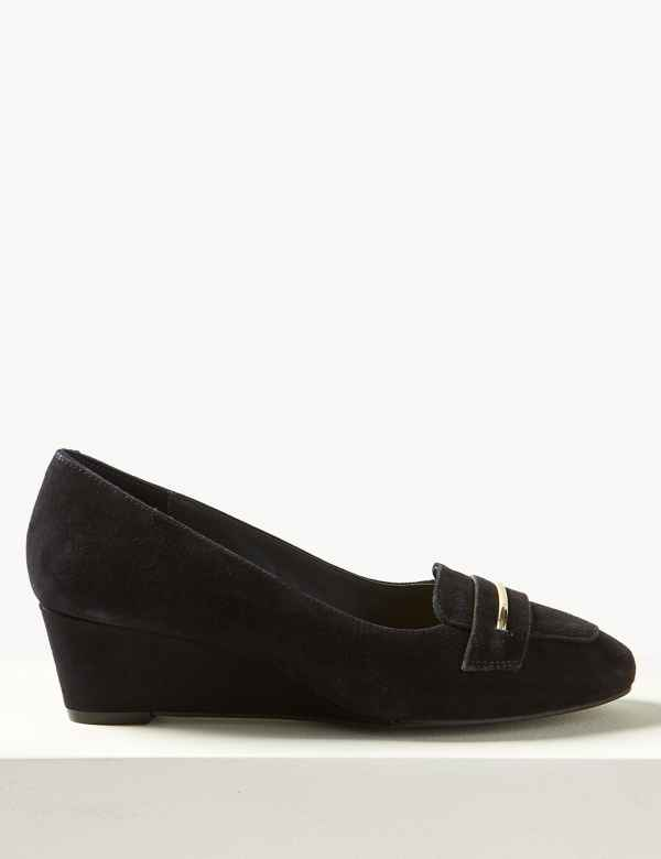 cecef0123d5 Wedge Shoes For Women| M&S