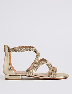 Weave Sandals