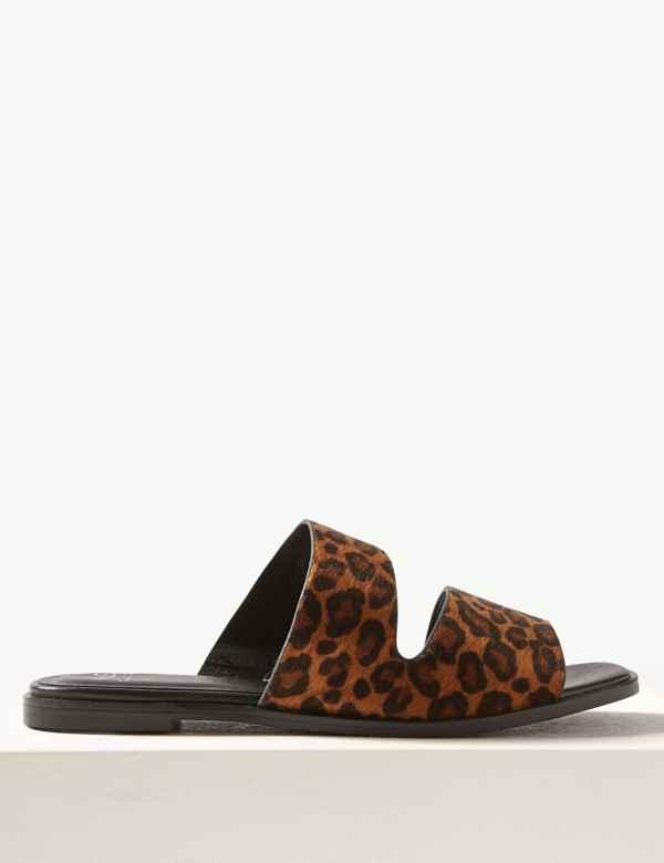 0b3d4d66d Asymmetric Mule Sandals