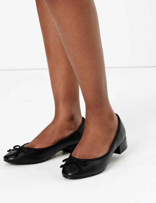 38db2cd8b Womens Block Heel Shoes & Boots  M&S