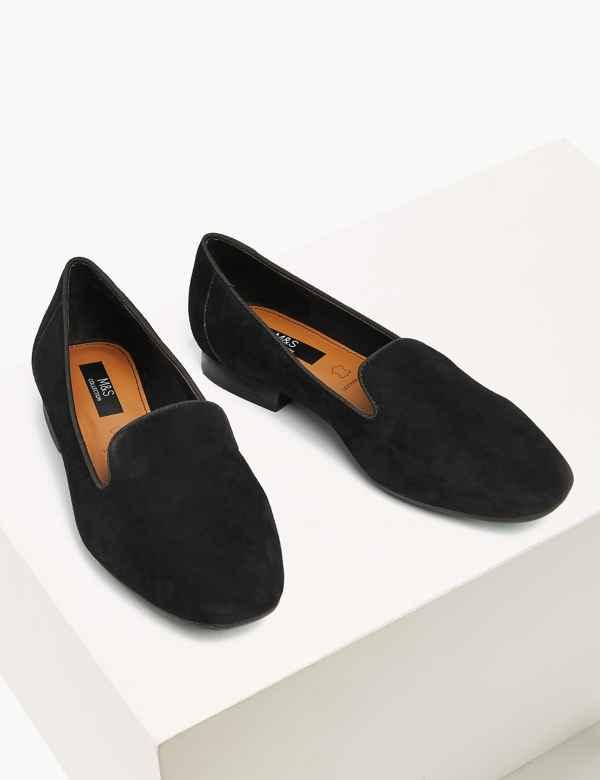 85181c0c1b8 Block Heel Shoes For Women| M&S