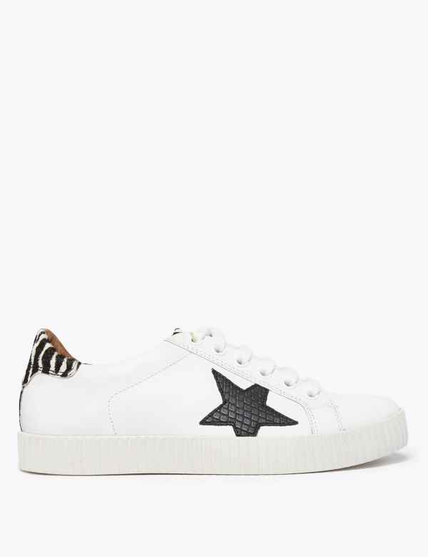 marks and spencer ladies white shoes