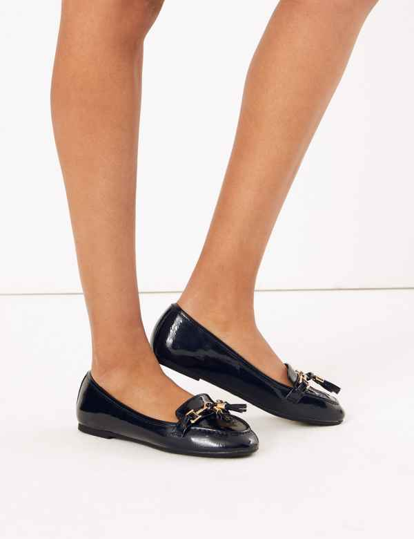 d6b460c8 Womens Loafers | M&S
