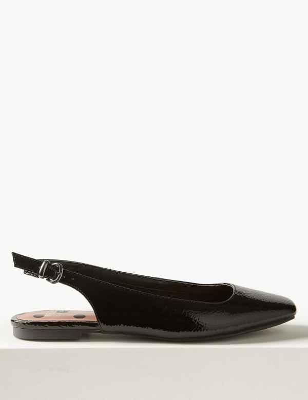 ddd45986c67 Square Toe Slingback Shoes