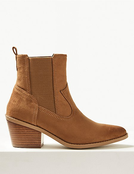 Chelsea Western Boots