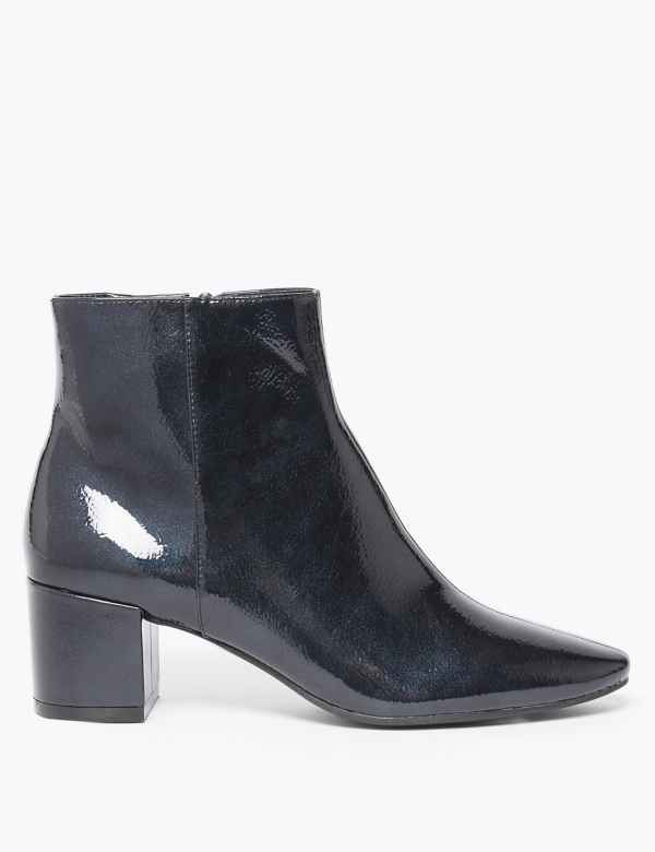 15b3e0fa54728 Womens Ankle Boots | M&S
