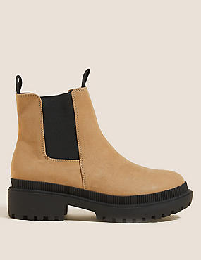 The Chunky Chelsea Boots