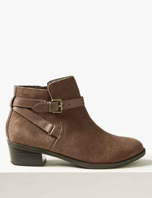 ed8bf6f5ecb Womens Wide Fit Boots | Wide Calf Boots & Ankle Boots| M&S