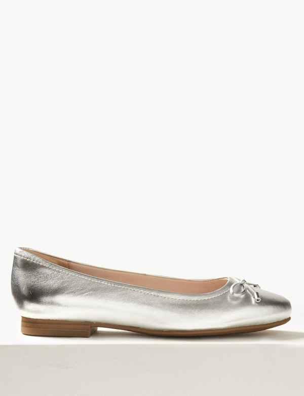 29868b9ae84f Grey Shoes   Silver, Pewter, Dark & Light Ladies Shoes  M&S
