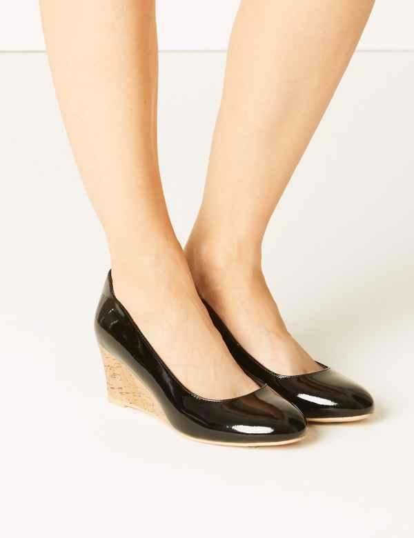 d8d7d4f3be2262 ... Heel Court Shoes. M S Collection