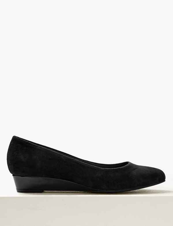b5cc4cf85f Womens Court Shoes | Leather Court Shoes for Ladies| M&S