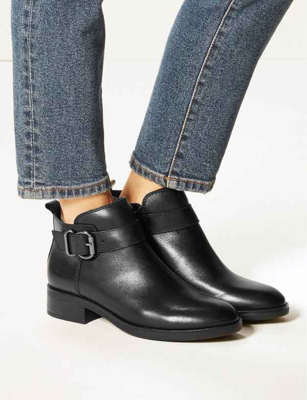 fc6e9b4f73782 M&S Collection Women's Shoes | Ankle Boots | M&S