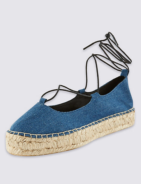 Ghillie Espadrilles with Insolia Flex®