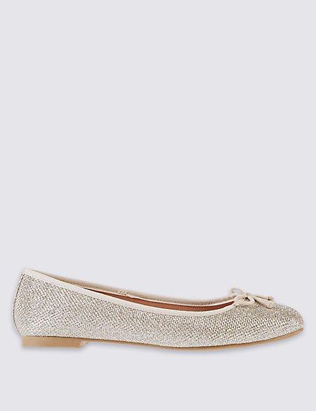 Bow Pump Shoes