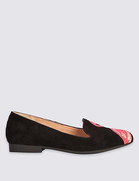 Flamingo Pump Shoes with Insolia Flex®