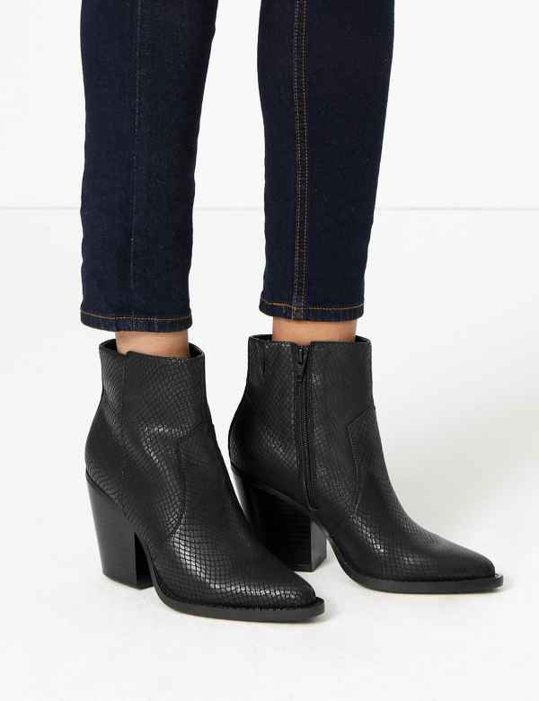 6051e4a3668 All Womens Boots | M&S